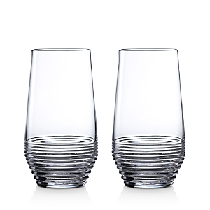 Waterford Mixology Circon Highball Glasses, Set of 2-Home