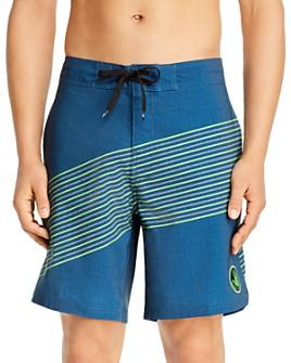 Bodyglove - Chambray Striped Board Shorts