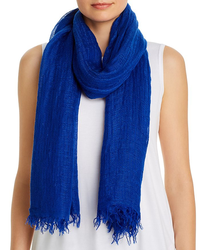 Eileen Fisher - Fringed Scarf