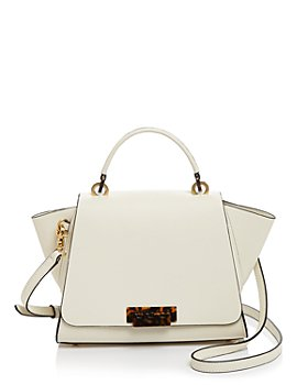 ZAC Zac Posen - Eartha Leather Medium Top Door Handbag