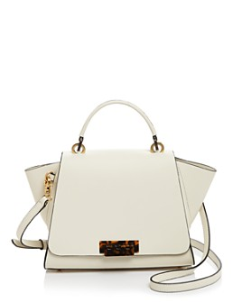 ZAC Zac Posen - Eartha Leather Medium Top Door Handbag