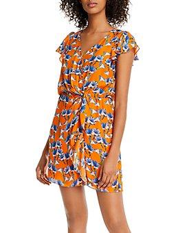 Parker - Ramona Printed Mini Dress
