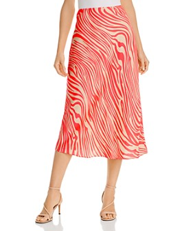 The Fifth Label - Long Gone Printed Midi Skirt
