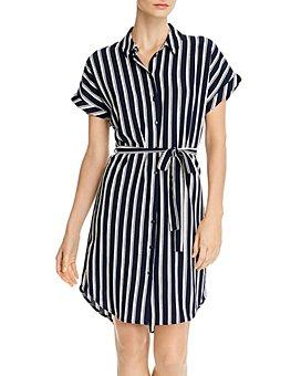 Vero Moda - Sasha Striped Shirtdress
