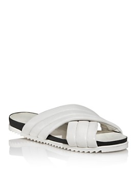 Charles David - Women's Lye Crossband Slide Sandals
