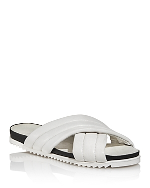 Charles David Women\\\'s Lye Crossband Slide Sandals