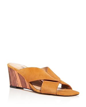 Charles David Women\\\'s Testify Slip On Wedge Sandals