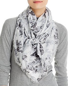 ALLSAINTS - Strength Square Scarf