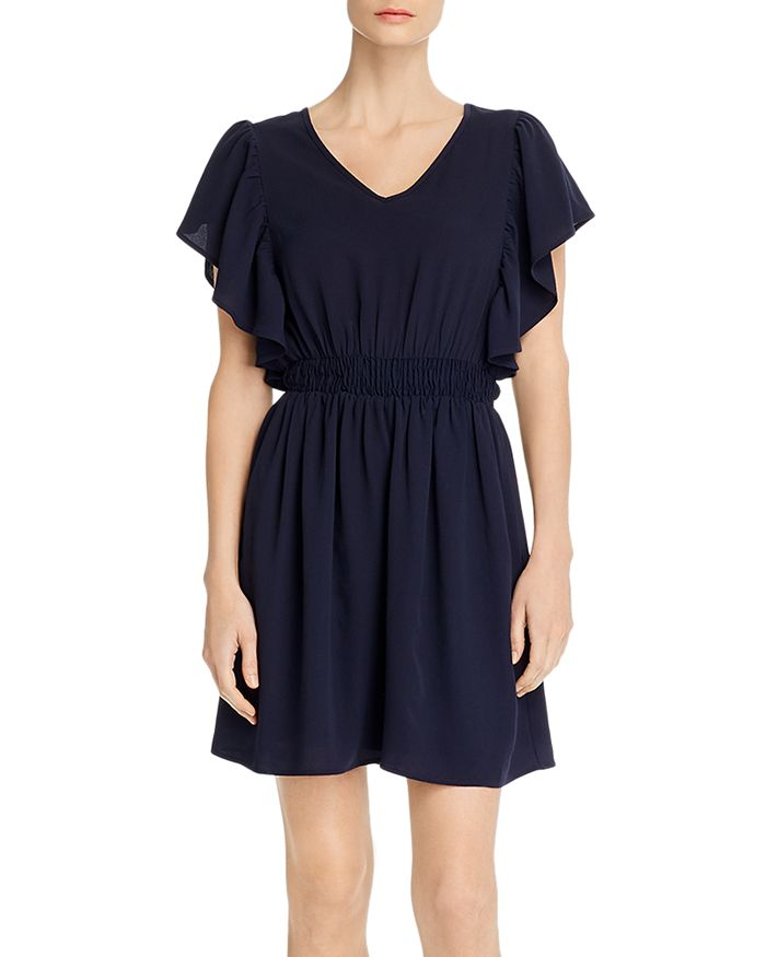 Vero Moda - Sasha Frill-Sleeve Dress