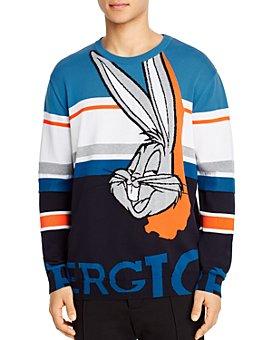 Iceberg - Bugs Bunny Regular Fit Knit Sweater
