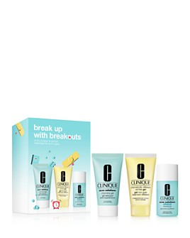Clinique - Break Up With Breakouts Set