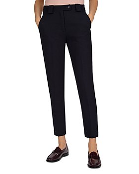 Gerard Darel - Morgana Cropped Straight Leg Pants