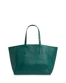 Gerard Darel - Simple Two Leather East-West Tote