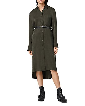 ALLSAINTS - Anya Shirt Dress