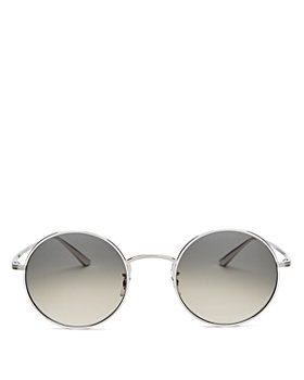 Oliver Peoples - Unisex After Midnight Go Sunglasses, 49mm