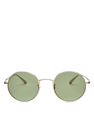 Oliver Peoples The Row Unisex After Midnight Go Sunglasses, 49mm