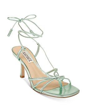Badgley Mischka - Women's Jovial Strappy High-Heel Sandals