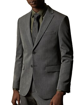 Ted Baker - ThrildJ Plain Slim Fit Suit Jacket