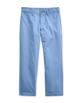 Ralph Lauren - Boys' Cotton Twill Chino Pants - Big Kid