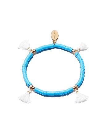Zomi Gems - Girls' Tassel Bracelet