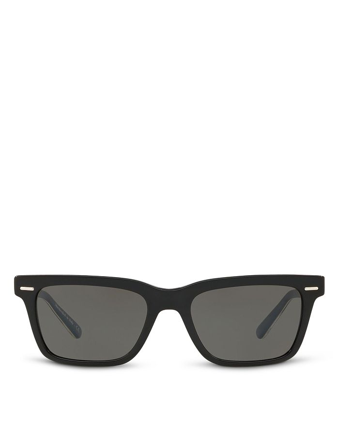 Oliver Peoples - The Row BA CC Unisex Square Sunglasses, 55mm