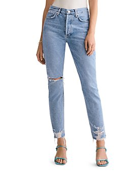 AGOLDE - Adyllic Jamie Ripped Jeans