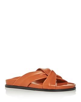 Elleme - Women's Tresse Knotted Slide Sandals