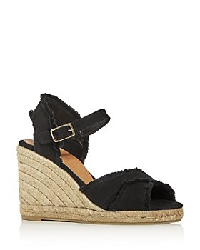 Castañer - Women's Bromelia Espadrille Wedge Sandals
