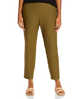 Eileen Fisher Plus - Slim Pants