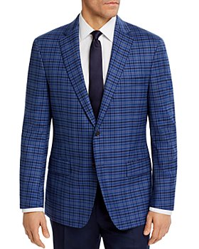 Hart Schaffner Marx - District Check Classic Fit Sport Coat