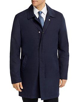 Corneliani - Fly Front Rain Coat
