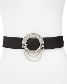 B-low the Belt - Women's Lilia Leather Belt