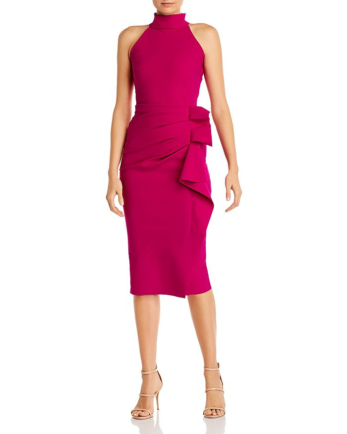 Chiara Boni La Petite Robe - Gudrum Ruffled Sheath Dress  - 100% Exclusive