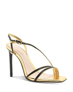 SCHUTZ - Women's Luna Strappy High-Heel Sandals