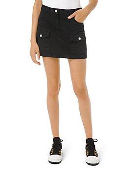 MICHAEL Michael Kors - Cargo Skirt
