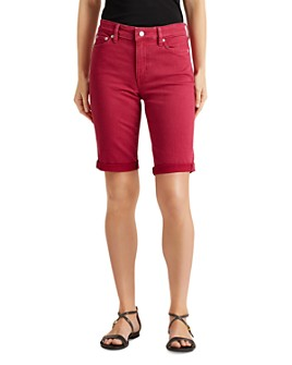 Ralph Lauren - Rolled-Cuff Shorts