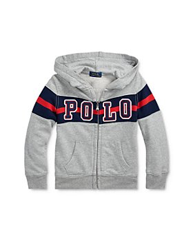 Ralph Lauren - Boys' Cotton Polo Hoodie - Little Kid