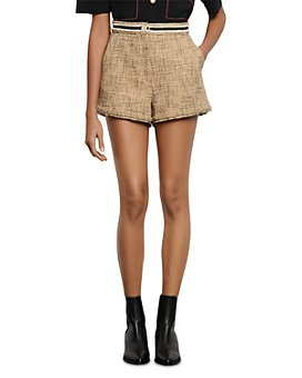 Sandro - Soni Tweed Shorts