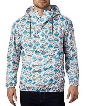 Columbia - Challenger Geo-Print Packable Windbreaker