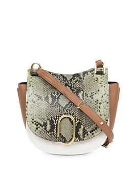 3.1 Phillip Lim - Alix Hunter Small Leather Crossbody