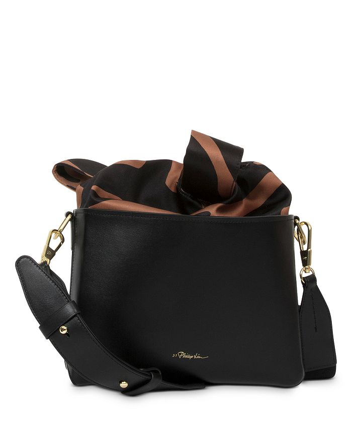 3.1 Phillip Lim - Claire Small Printed-Handle Crossbody