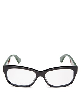 Gucci - Women's Square Readers 55mm