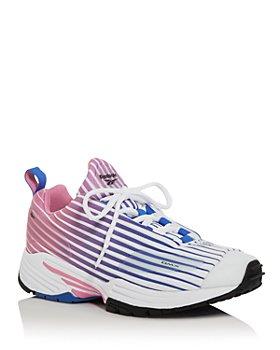 Reebok - Women's DMX Thrill Low-Top Sneakers