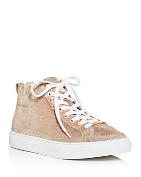 J/Slides - Women's Ludlow Mid-Top Sneakers