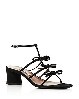 Tabitha Simmons - Women's Covie Mid-Heel Strappy Sandals