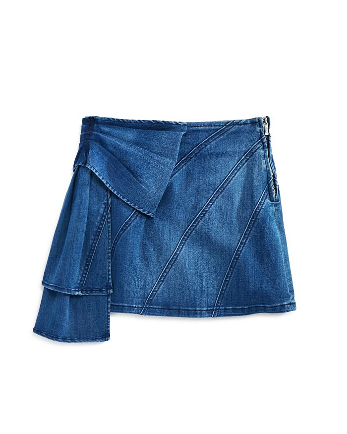 Habitual Kids - Girls' Kristin Side-Bow Skort  - Big Kid
