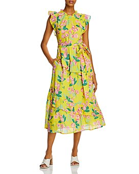 Banjanan - Bella Printed Maxi Dress
