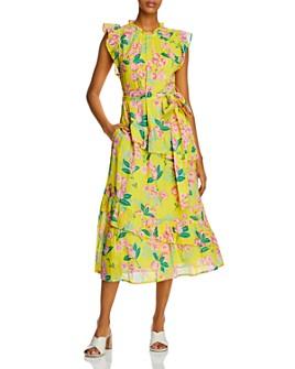 Banjanan - Bella Printed Maxi Dress