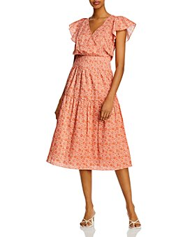 Parker - Miley Cotton Midi Dress