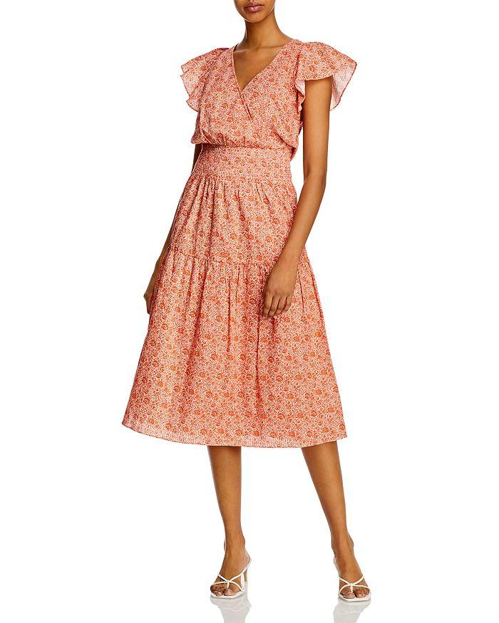 Parker - Miley Cotton Midi Dress